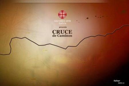 Cruce de Caminos, en ruta a Santiago