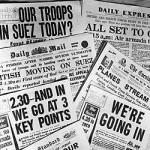La crisis de Suez y la batalla del Sinaí