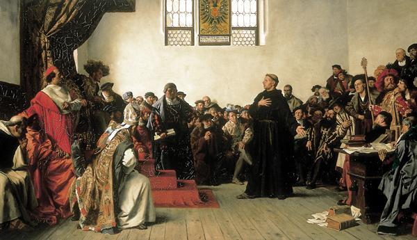 Historia de la Reforma Protestante de Lutero