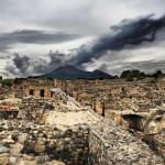 Pompeya y la erupción del Vesubio