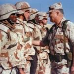 Norman Schwarkopfz y la Guerra del Golfo