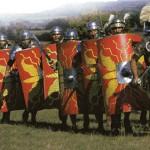 Historia de las legiones romanas