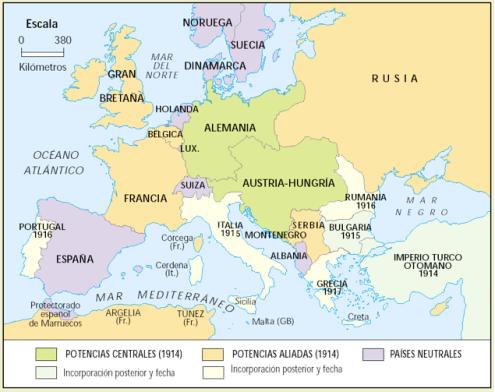 mapa-de-europa-en-1914