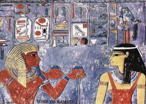 tumba de Ramses I