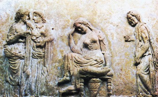 La mujer en la Antigua Grecia