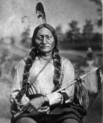 Toro Sentado, Sitting Bull