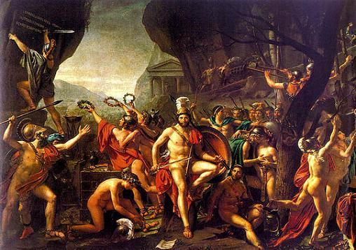 Las Guerras Médicas, griegos contra persas