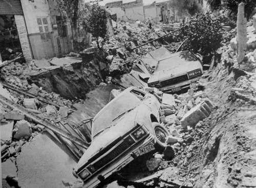 Explosiones en Guadalajara