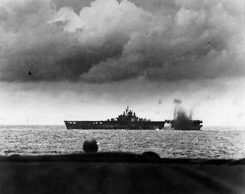 La Batalla del Mar de Filipinas en 1944