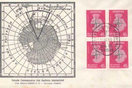 Qué fue el Año Geofísico Internacional