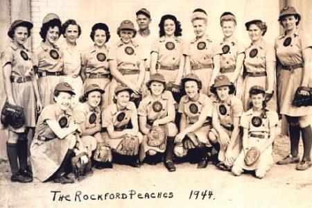 El béisbol femenino en la Segunda Guerra Mundial