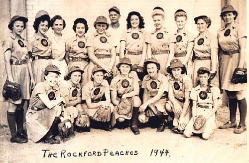 All American Girl Baseball,