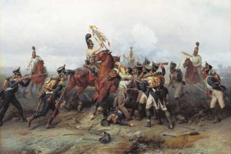 La napoleónica Batalla de Austerlitz