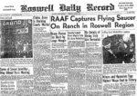 El caso Roswell: el incidente OVNI