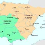El nacimiento de las provincias Citerior y Ulterior en Hispania