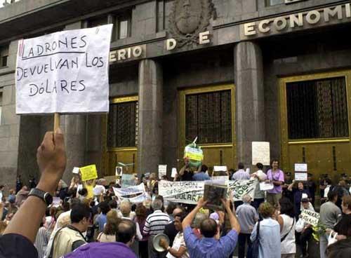 Corralito Argentina