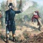 El duelo, una forma de restaurar el honor