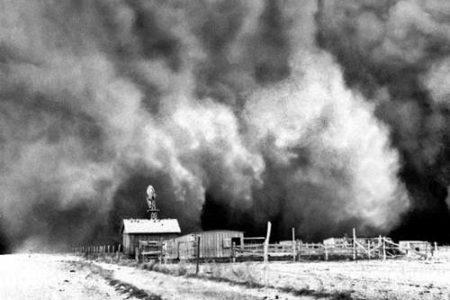 The Dust Bowl, gran desastre ecológico del siglo XX