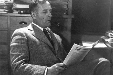 Edwin Hubble y la expansión del Universo