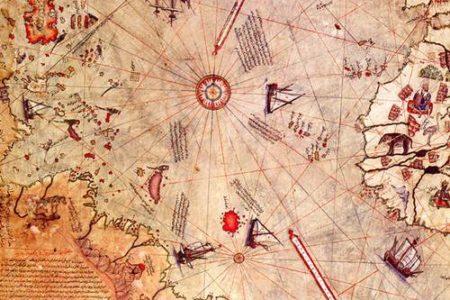 El misterio cartográfico de Piri Reis