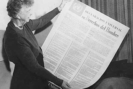 La creación de la Carta Magna de los Derechos Humanos Internacionales