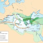 La expansión del Imperio Bizantino bajo Justiniano