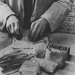 El bombardeo de bolsas de té en la Segunda Guerra Mundial