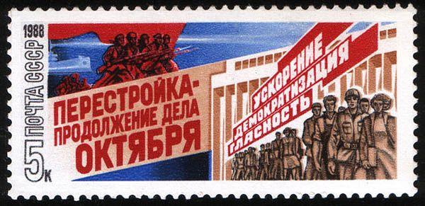 Glasnost - Gorbachov