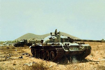 La guerra de Yom Kippur