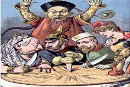 El imperialismo y colonialismo en Asia