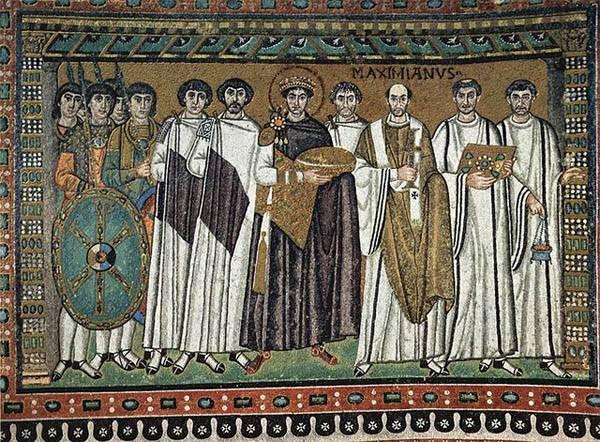 Imperio Bizantino Justiniano