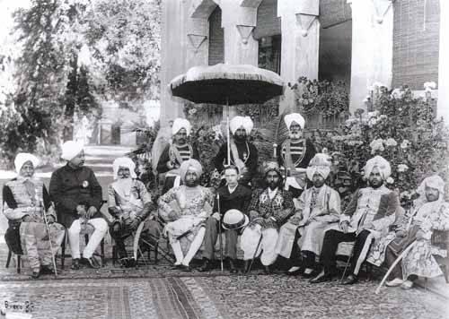 Imperio Británico en India