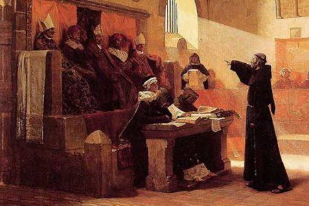 Bernardo Guidoni, inquisidor e historiador francés