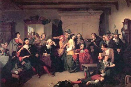 El juicio a las Brujas de Salem