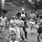 Kathrine Switzer, la primera mujer que corrió oficialmente una maratón