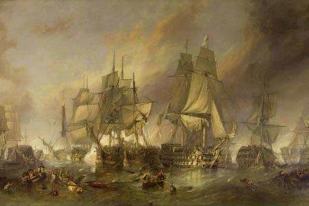 Causas, personajes y consecuencias de la batalla de Trafalgar