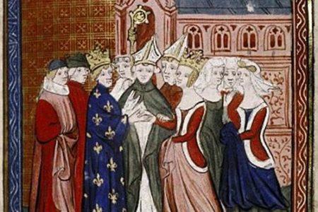 Leonor de Aquitania, esposa de dos reyes