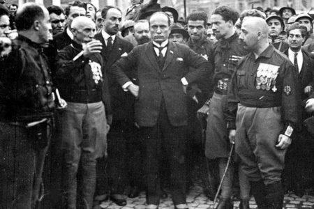 Las dictaduras del sur de Europa en los años 20