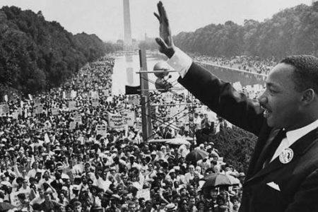 Martin Luther King y su sueño de libertad