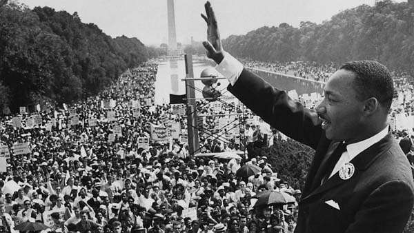 Martin Luther King y su discurso