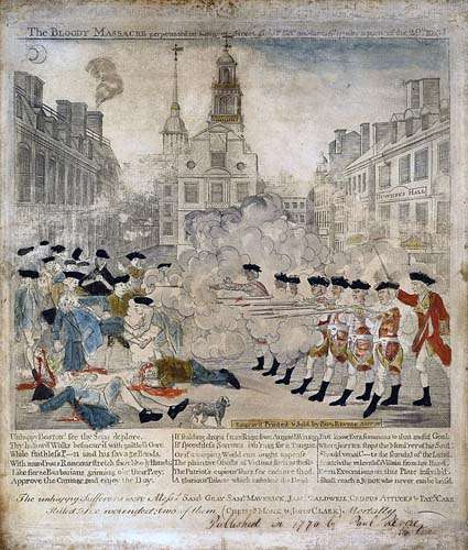 Masacre de Boston