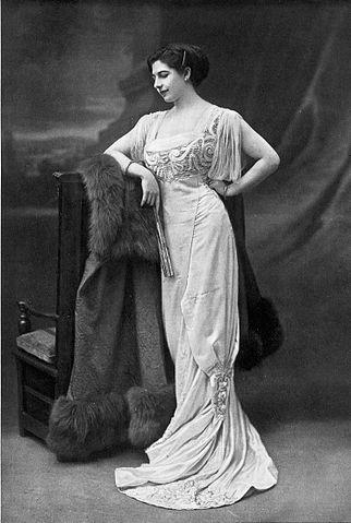 La espía Mata Hari