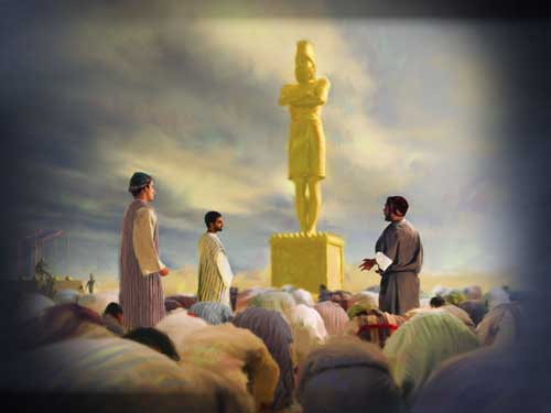 Nabucodonosor, rey de Babilonia