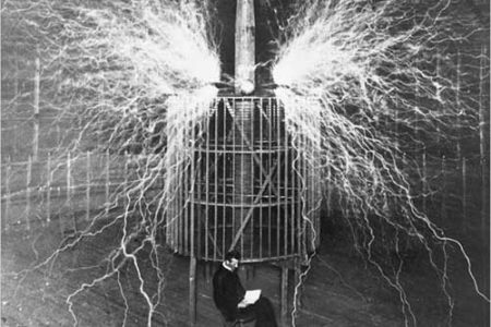 Nikola Tesla y sus inventos