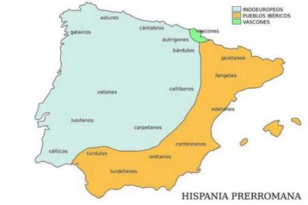 España en la prehistoria, los Íberos