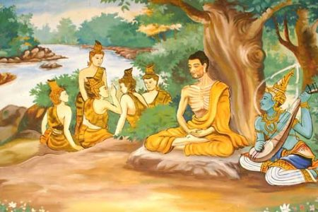 Siddharta y el nacimiento del Budismo