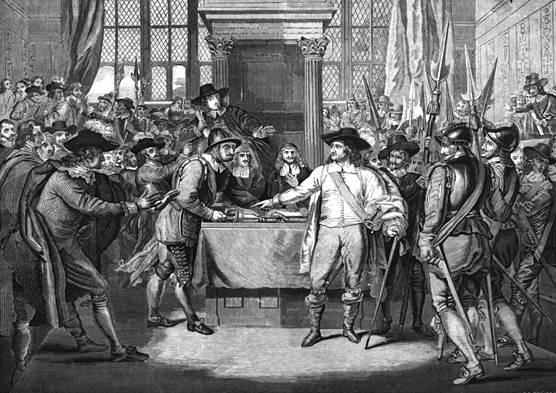República y Protectorado de Cromwell