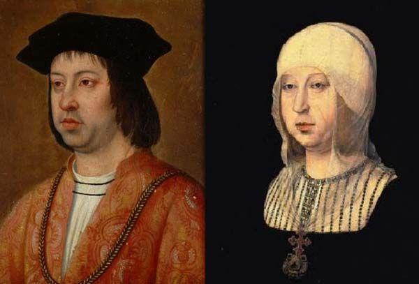 Fernando e Isabel, Reyes Católicos