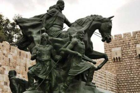 Saladino, el caballero musulmán