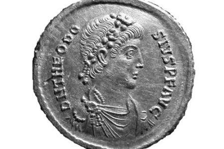 Teodosio I el Grande, Emperador cristiano